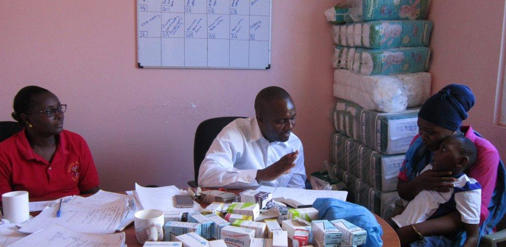 Mr Paul medical care
